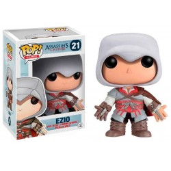 Cabezon Assassin´s Creed Figura Ezio Pop Funko 10 cm
