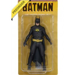 Figura Batman 1989 Black Version 18 cm NECA