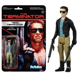 Figura T800 Terminator 10 cm Reaction Funko