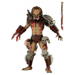 Figura Predators Bad Blood Predator 20 cm - NECA