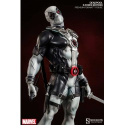 Estatua Deadpool X-Force Edition Premium Format 50 cm - SIDESHOW