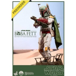 Figura Boba Fett QS Series 1/4 44 cm Star Wars HOT TOYS