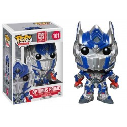 Cabezon Optimus Prime de Transformers Figura Pop Funko 10 cm