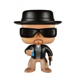 Figura Heisenberg Breaking Bad Cabezon Pop Funko 10 cm