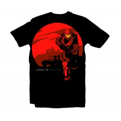 Camiseta Halo Reach Red Dawn