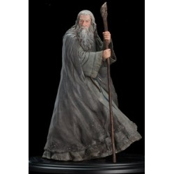 Estatua Gandalf El Gris El Hobbit 34 cm 1/6 - Weta Collectibles