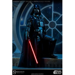 Figura Darth Vader Deluxe Star Wars Return Of The Jedi SIDESHOW 1/6 34 cm