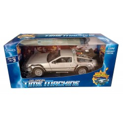 Replica Coche Delorean Regreso al Futuro 2 Back To The Future II Diecast Model 1/24 ´81 LK Coupe